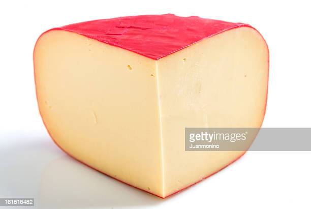 Piece of Edam Cheese