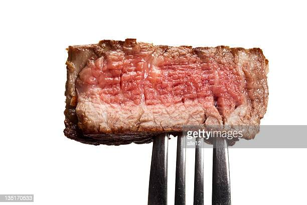 piece of grilled steak - red meat stock pictures, royalty-free photos & images