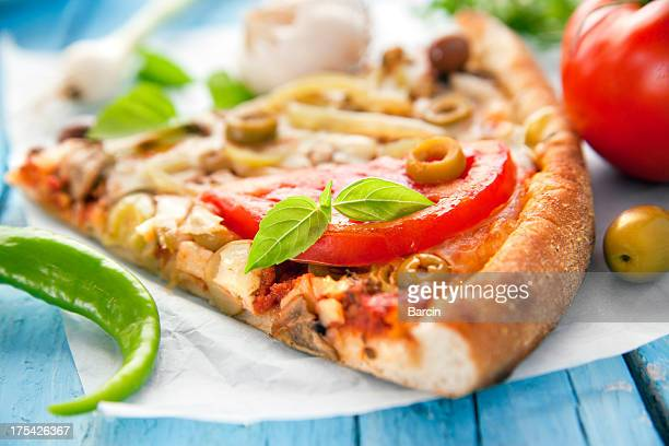Piece of pizza