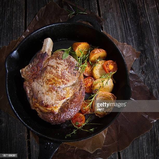 Stück Roast Beef