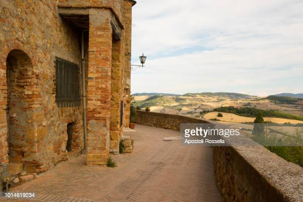 Pienza country, Val d'Orcia, Tuscany