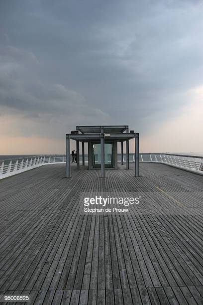 pier life - stephan de prouw stock pictures, royalty-free photos & images