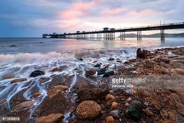 Pier, Llandudno, Wales