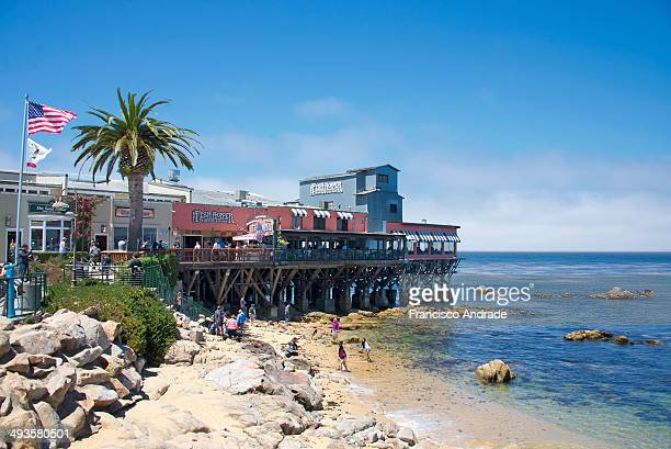 Pier Monterey in California, USA