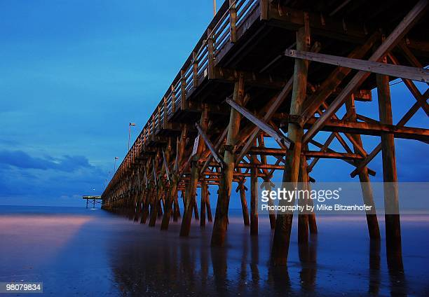 pier - file:myrtle_beach,_south_carolina.jpg stock pictures, royalty-free photos & images