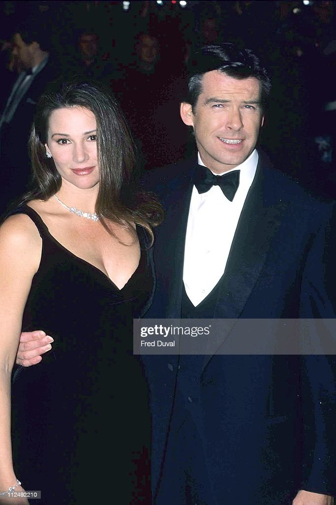 Tomorrow Never Dies - UK Film Premiere - December 1, 1997
