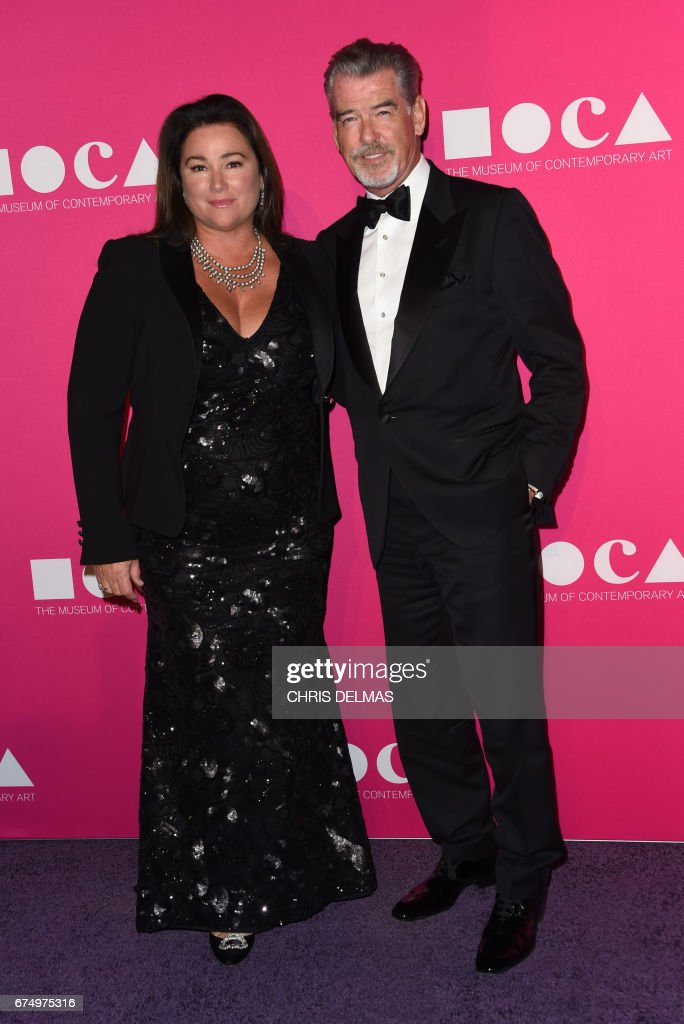 ENTERTAINMENT-US-ART-MOCA-GALA : Nachrichtenfoto