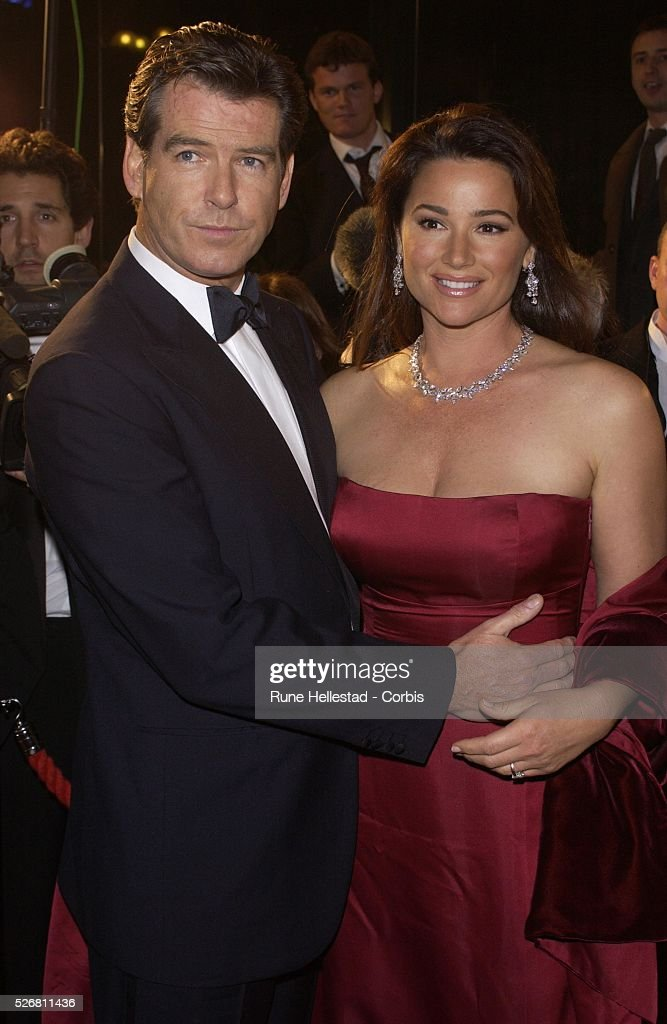 """Royal Gala Premiere of """"Die Another Day"""" : News Photo"""