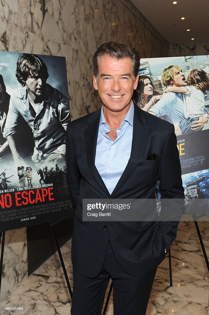 Special Screening Of NO ESCAPE In New York