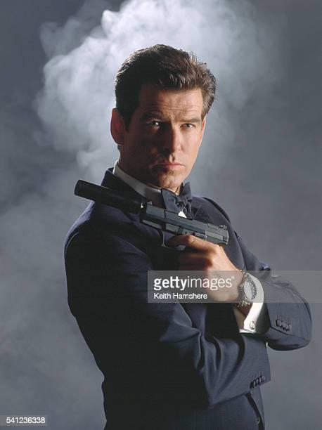 Pierce Brosnan is 007