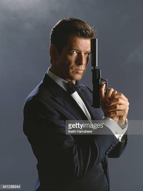 Pierce Brosnan is 007