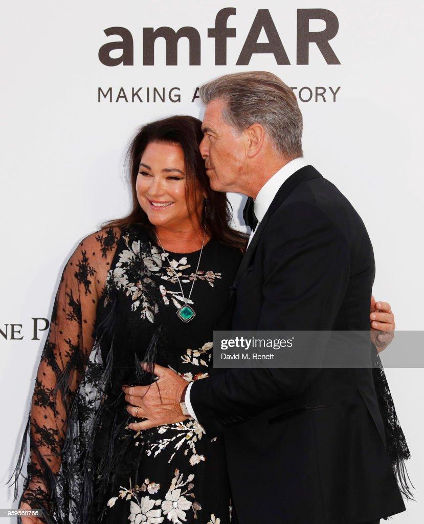 amfAR Gala Cannes 2018 - Red Carpet Arrivals : News Photo