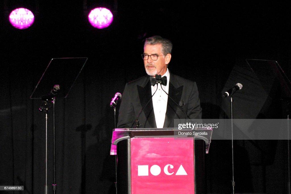 MOCA Gala 2017 Honoring Jeff Koons : Foto jornalística
