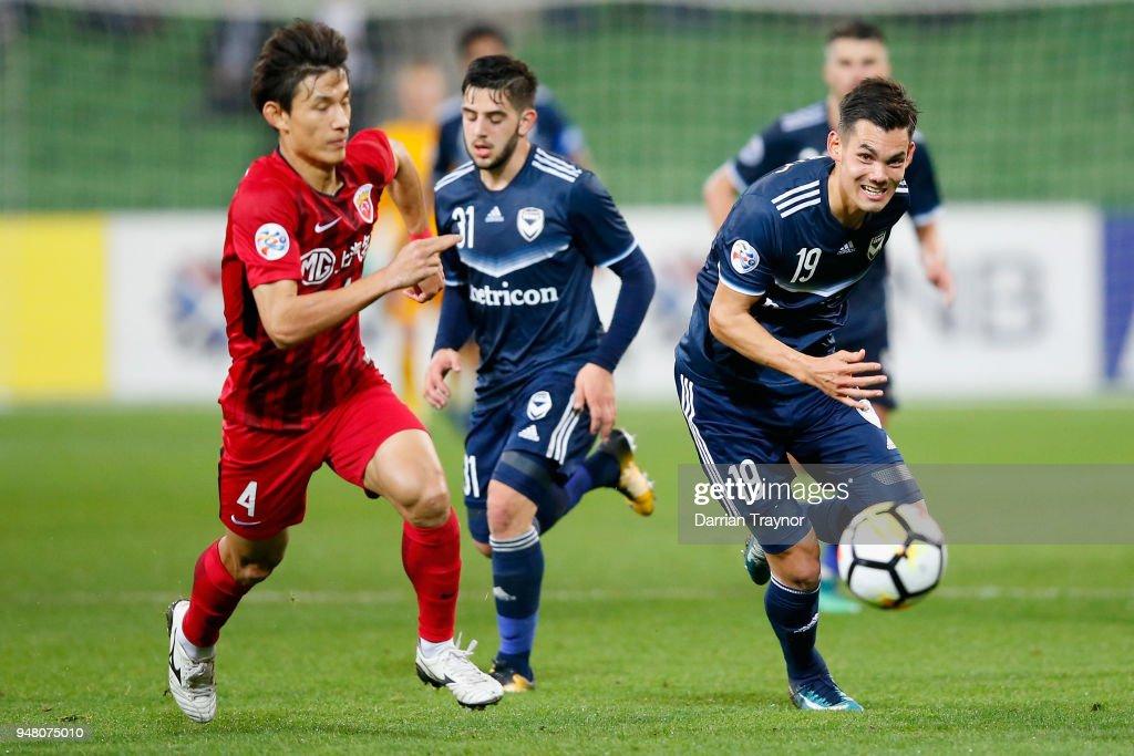 Melbourne Victory v Shanghai SIPG: AFC Champions League : ニュース写真
