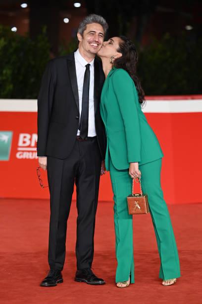 """ITA: """"E Noi Come Stronzi Rimanemmo A Guardare"""" Red Carpet - 16th Rome Film Fest 2021"""