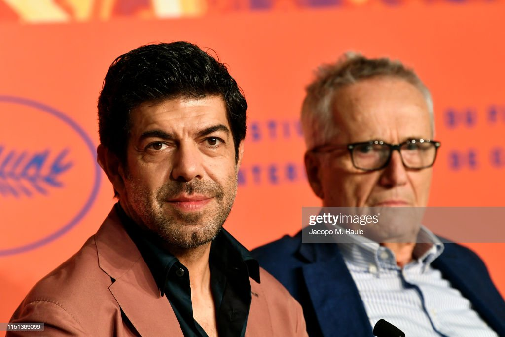 "FRA: ""The Traitor"" Press Conference - The 72nd Annual Cannes Film Festival"