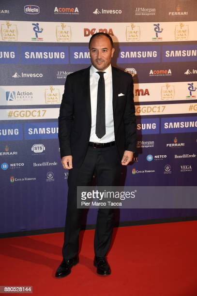 Pierluigi Casiraghi attends the Gran Gala Del Calcio 2017 on November 27 2017 in Milan Italy