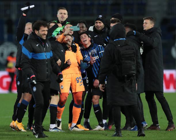 ITA: Atalanta BC v SS Lazio- Coppa Italia