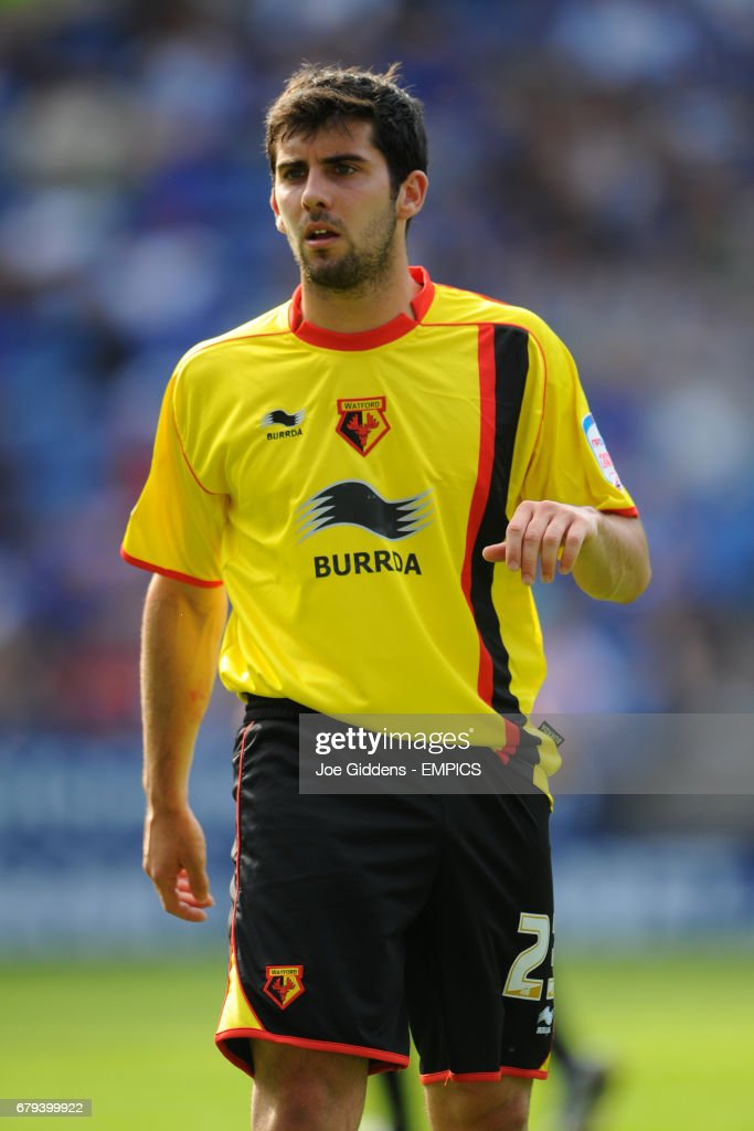 Soccer - npower Football League Championship - Leicester City v Watford - The Walkers Stadium : News Photo