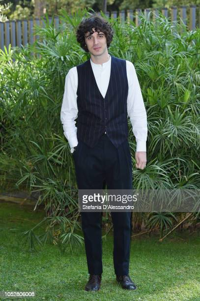 Pierpaolo Spollon attends 'L'Allieva 2' photocall at RAI Viale Mazzini on October 23 2018 in Rome Italy
