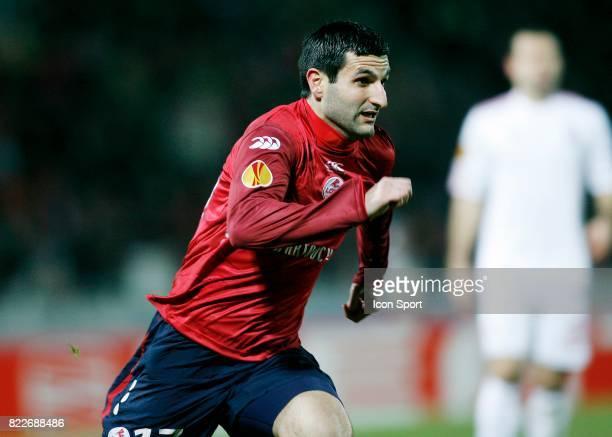 Pierre Alain FRAU Lille / Liverpool Europa League Stadium Nord Villeneuve d'Ascq