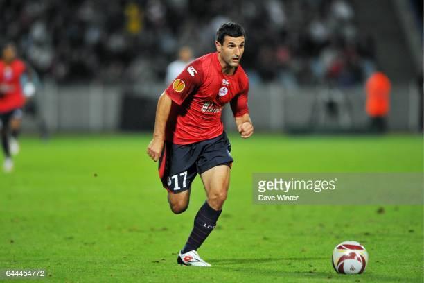 Pierre Alain FRAU - - Lille / Valence CF - Ligue Europa - 1ere journee - Lille - Photo : Dave Winter / Icon Sport