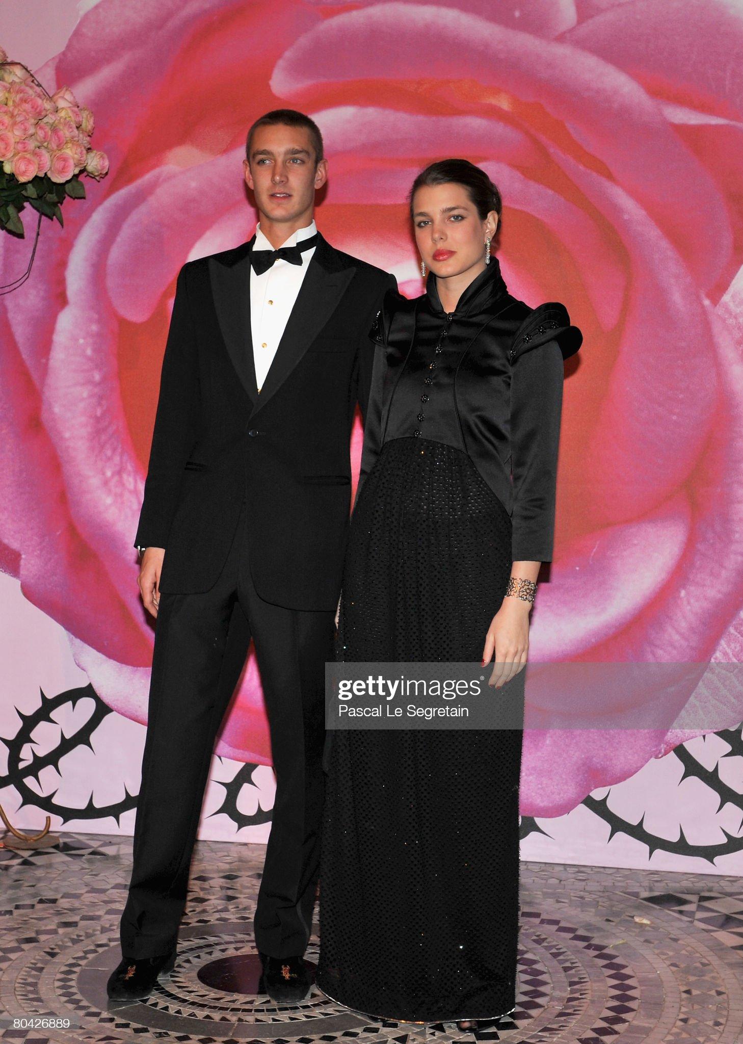 2008 Monte Carlo Rose Ball 'Movida' : News Photo
