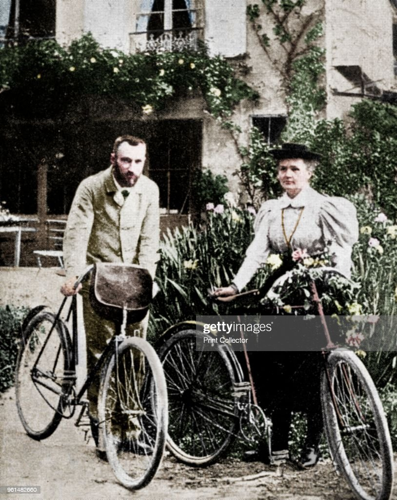 Pierre And Marie Curie : ニュース写真