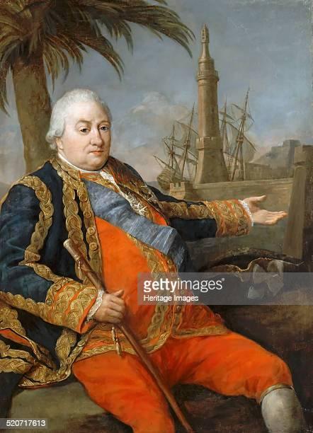 Pierre André de Suffren de Saint Tropez Found in the collection of Musée de l'Histoire de France Château de Versailles