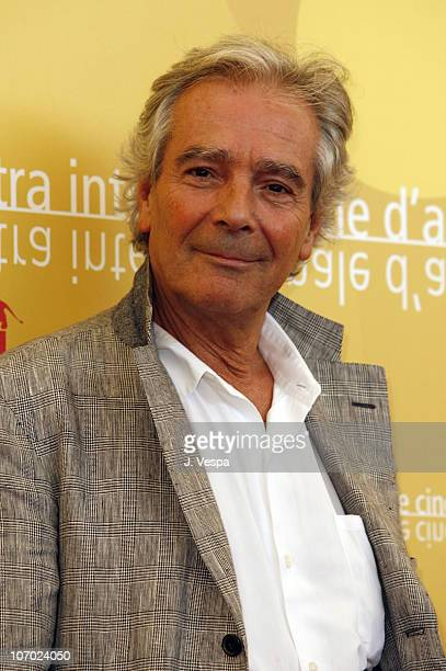 Pierre Arditi during The 63rd International Venice Film Festival 'Private Fears in Public Places' Photocall at Palazzo del Casino in Venice Lido Italy