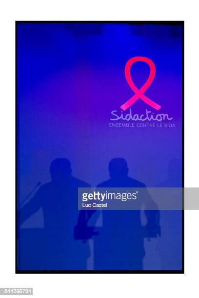Pierre Berge attends the Sidaction Gala Dinner 2013 on January 24 2013 in Paris France