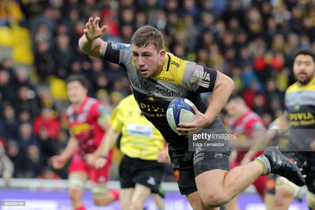 La Rochelle v Harlequins - Champions Cup