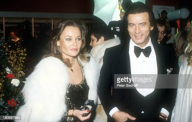 Pierre Brice Ehefrau Hella Brice Ehepaar Prominente Schauspieler dah