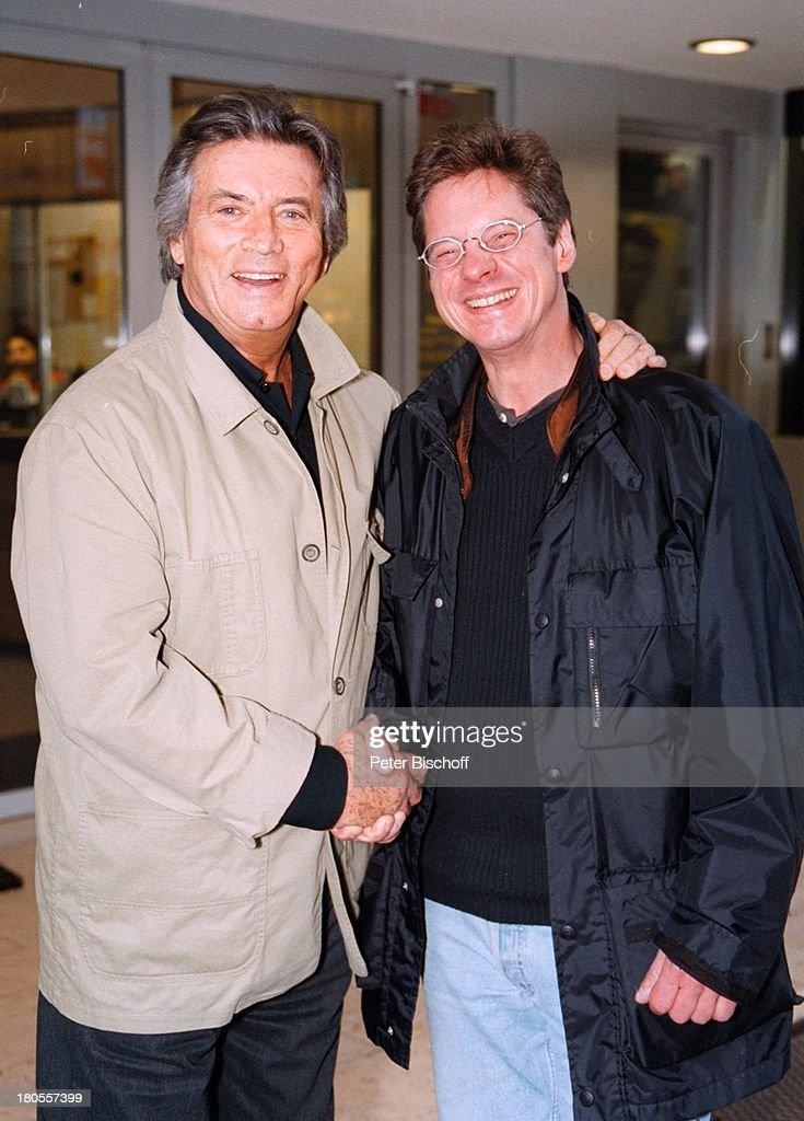 Pierre Brice, Jochen Schroeder;(Theaterleiter), Theaterstück 'Ba : News Photo