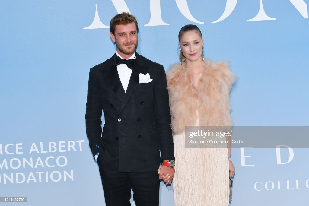 Monte-Carlo Gala for the Global Ocean 2018 :  Arrivals : News Photo
