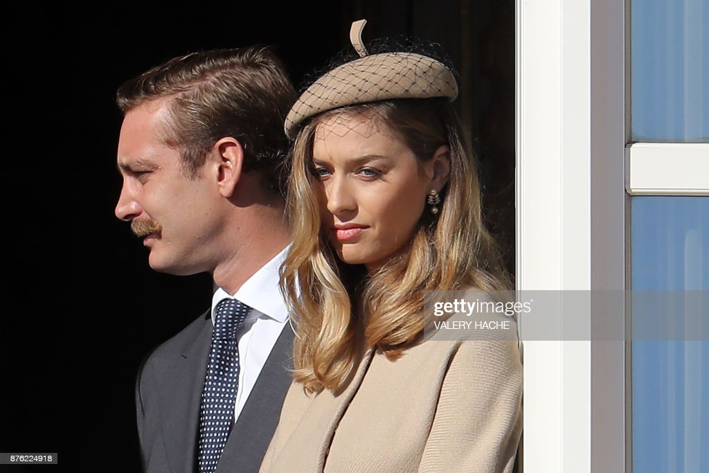 MONACO-ROYALS-NATIONAL-DAY : News Photo
