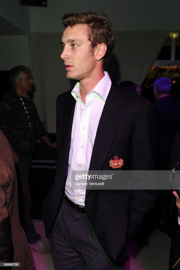 Pierre Casiraghi attends the Replay Party held at the Star Style Lounge during the 63rd Annual International Cannes Film Festival on May 19, 2010 in Cannes, France.