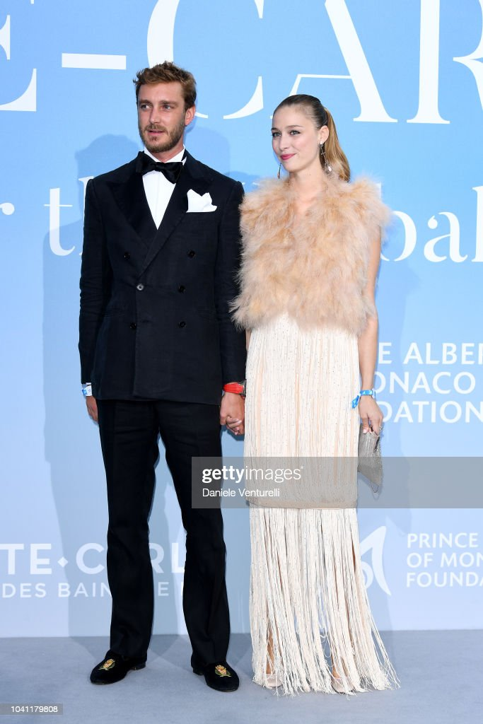 Monte-Carlo Gala for the Global Ocean 2018 - Arrivals : News Photo