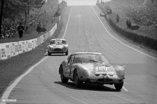 Pierre Dumay Ferrari 250 GTO 24 Hours of Le Mans Le Mans 16 June 1963