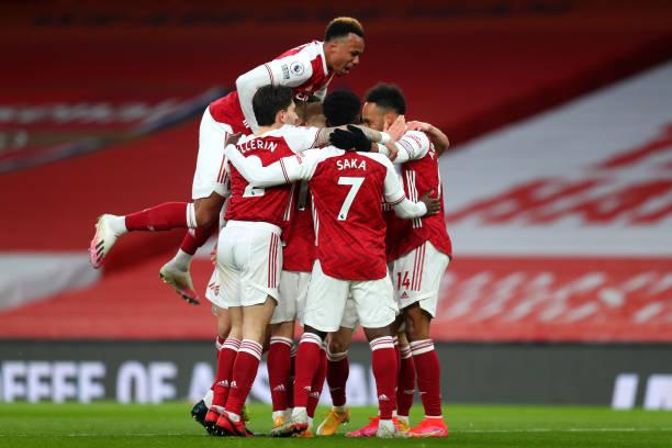 GBR: Arsenal v Leeds United - Premier League