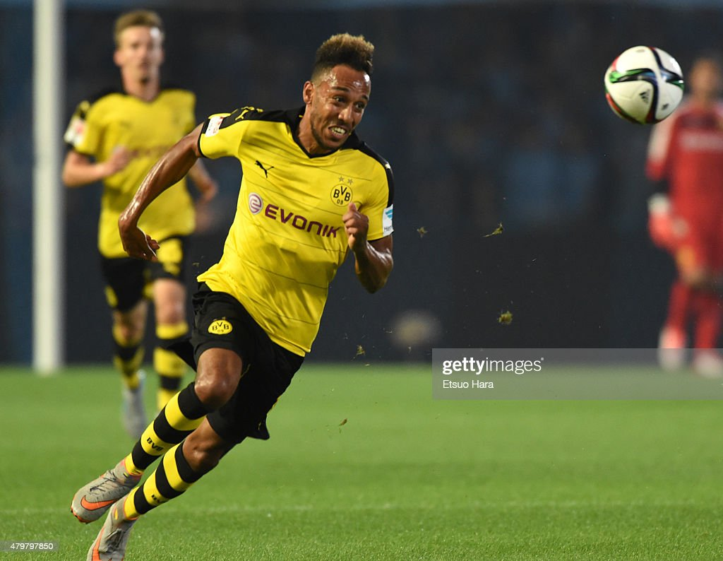 Kawasaki Frontale v Borussia Dortmund - Preseason Friendly : News Photo
