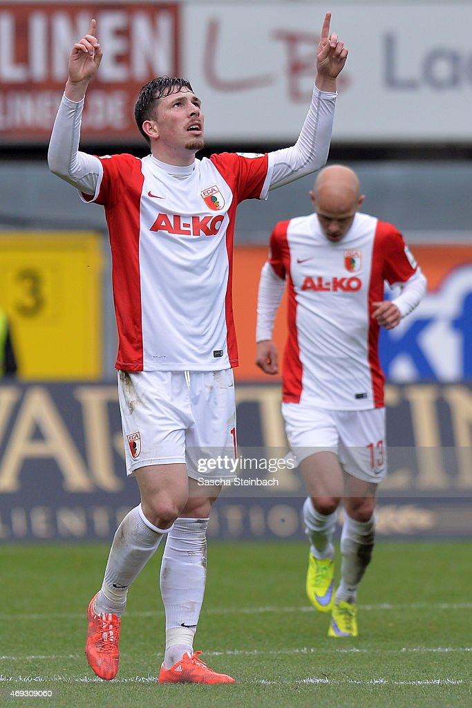 SC Paderborn 07 v FC Augsburg - Bundesliga : News Photo