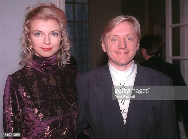 Pierre Franckh Ehefrau Michaela Merten Deutscher Filmball 1997 München Bayern Deutschland Europa Hotel Bayerischer Hof