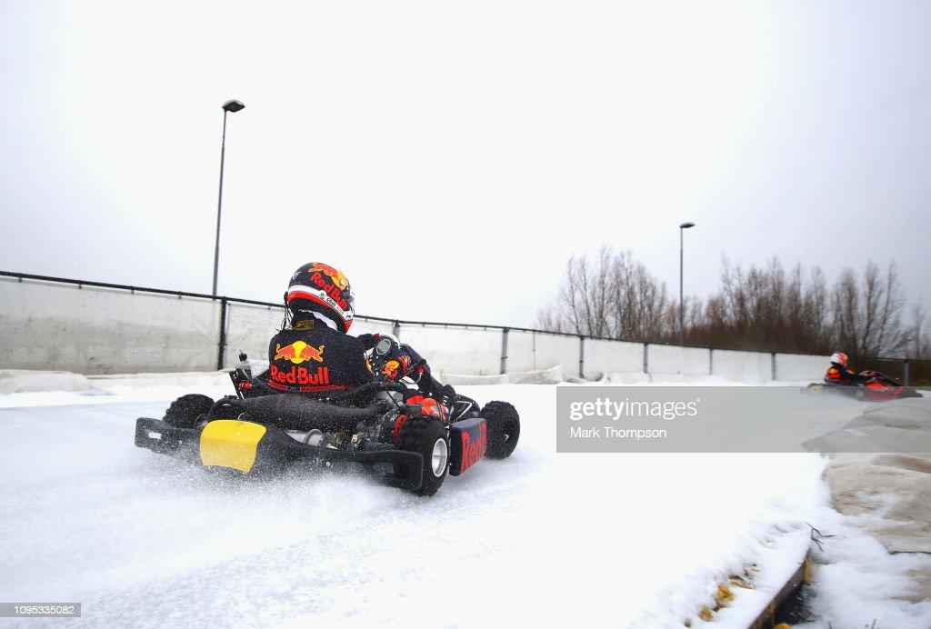 NLD: Red Bull Racing Bulls on Ice