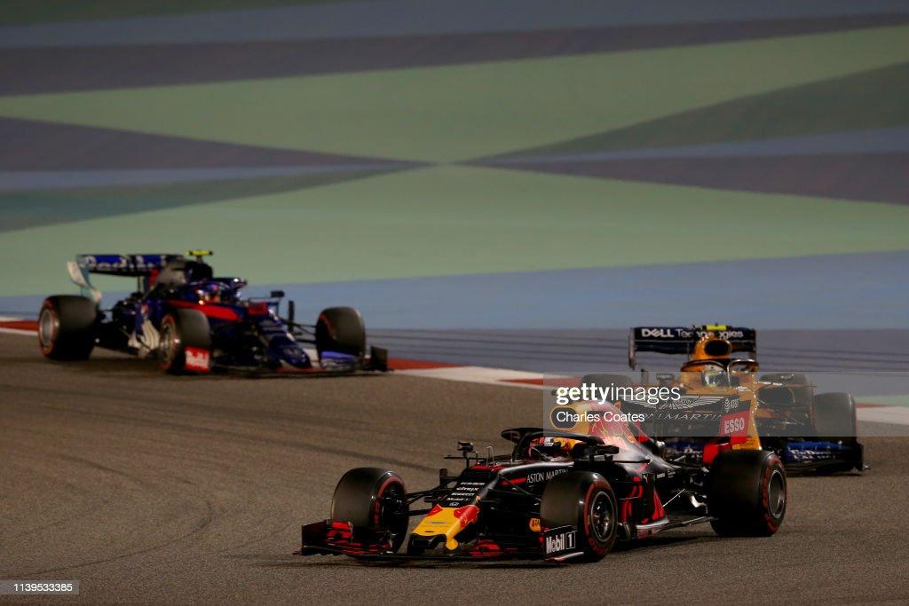 F1 Grand Prix of Bahrain : News Photo