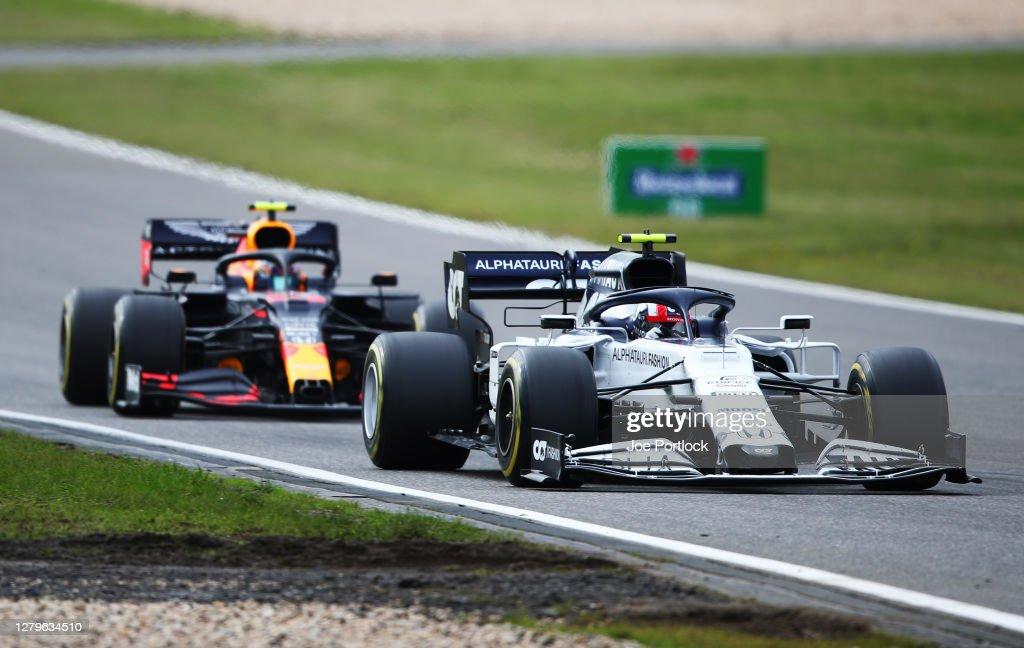 F1 Eifel Grand Prix : News Photo