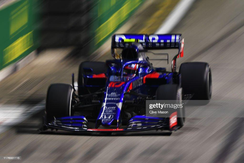 F1 Grand Prix of Singapore : News Photo
