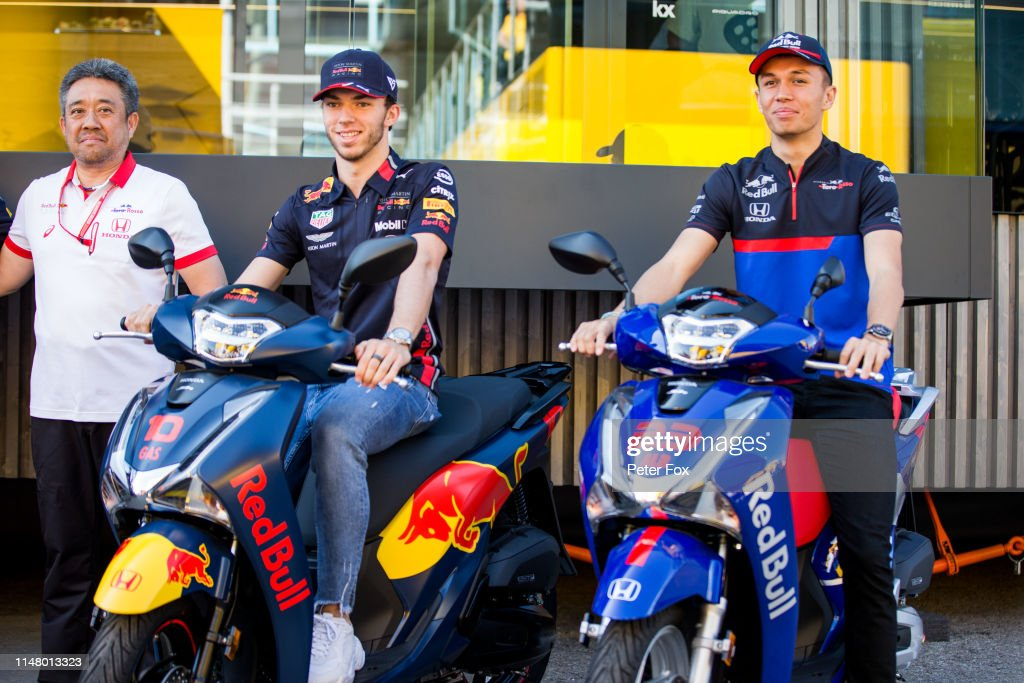 F1 Grand Prix of Spain - Previews : News Photo