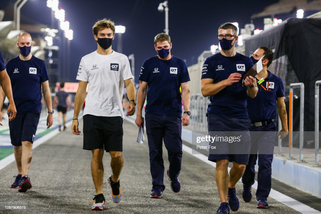 F1 Grand Prix of Bahrain - Previews : Foto jornalística