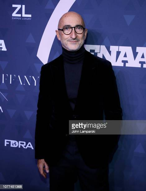 Pierre Hardy attends 2018 FN Achievement Awards at IAC Headquarters on December 04, 2018 in New York City.